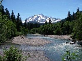 Nooksack River Wild and Scenic