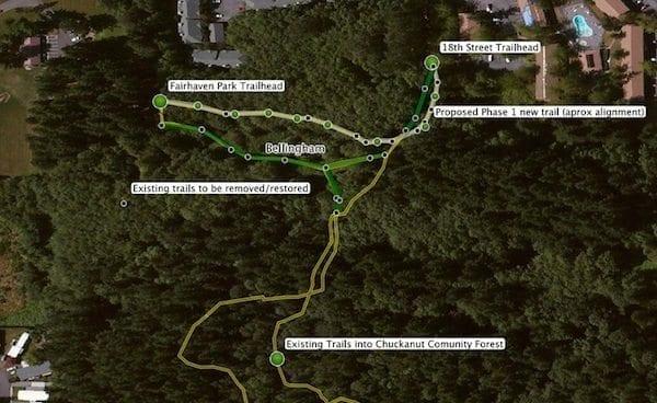 Chuckanut Community Forest
