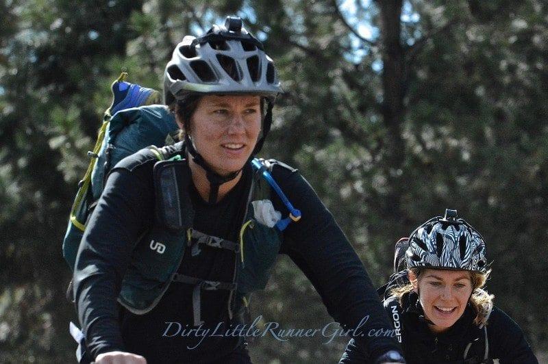 Yay, biking!