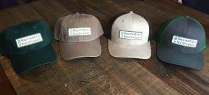 Recreation Northwest EXPO 2019 swag hats