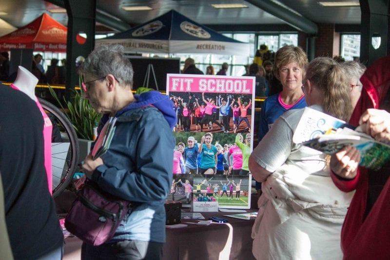 Fit School Carol Frazey Recreation Northwest Expo 2019
